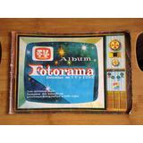 Álbum De Estampas Antiguo Fotorama De Tele Guía, Años 70s