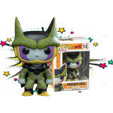 Dragon Ball Funko Pop Cell 13 Funkopop Z
