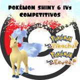 Pokemon Shiny Let