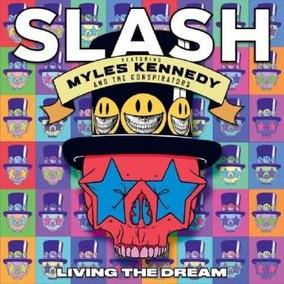 Cd Slash Living The Dream Nuevo En Stock