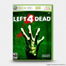 Left 4 Dead - Original Para Xbox 360 - Novo