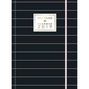 Agenda 2019 Costurada Planner W Villa M5 179817 Tilibra