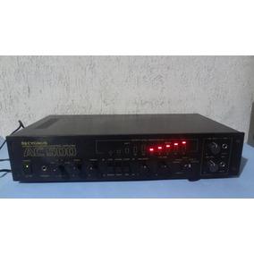 Amplificador Cygnus Ac 500 - Ler Descrição