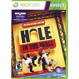 Hole In The Wall Deluxe Edition Semi-novo Xbox 360