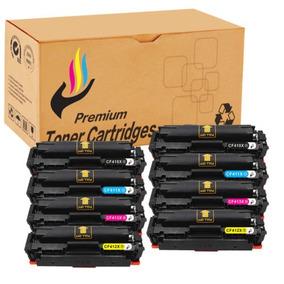 8 X Cf410x 477 X Laser Set De Toner Para Hp Laserjet Mfp