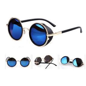 4122e38142e86 Lindo Oculos Italiano Rurus Azul De Sol - Óculos no Mercado Livre Brasil