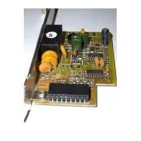Pcchips A20 PCtel AMR/CNR Modem card Windows 7 64-BIT