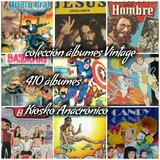 Albumes Vintage , Digitalizados 410 De Envío Gratuito