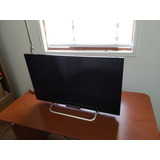 Lcd Sony Bravia Samrt Tv 32 Full Hd Poco Uso