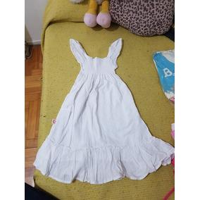1f12cd41d Vestido De Nena De Blanco Mimo 4 Años - Ropa y Accesorios en Mercado ...