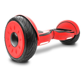 Skate Elétrico Hoverboard Dropboards Citycross - Vermelho