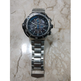 51c19a8f304 Relogio Citizen Aqualand Eco Drive Titanium Mergulho - Relógios De ...