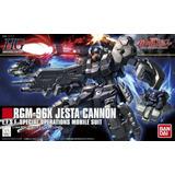 Gundam Unicorn Jesta Cannon Hg 1/144 Imperdible Kit