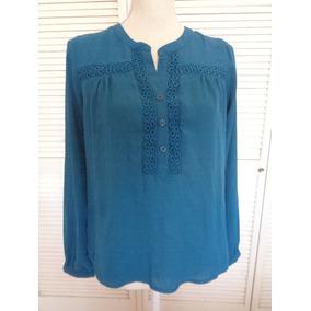Bonita Blusa Nueva Sin Etiqueta, Talla S, Hermoso Color,