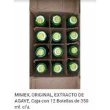 Extracto De Agave, Mimex, Original, 100% Orgánico.