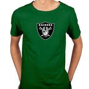 Camiseta Oakland Raiders Nfl Futebol Americano Football 970dcc718558a