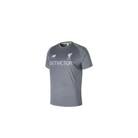 Liverpool Fc Elite Training Short Sleeve Jersey Hombre