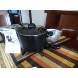 Olla Freidora Vapor Electrica Presto Kettle Multi Cooker