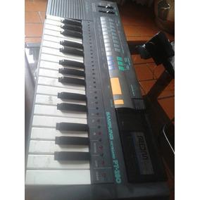 Teclado Organo Casio Sampling Keyboard Pt-280