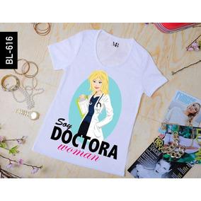 Playera Soy Doctora, Playera Doctora