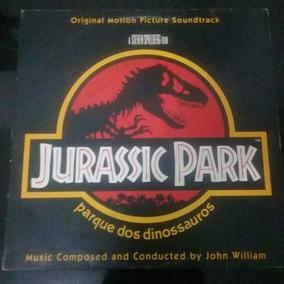 Lp Jurassic Park - Trilha Sonora Do Filme