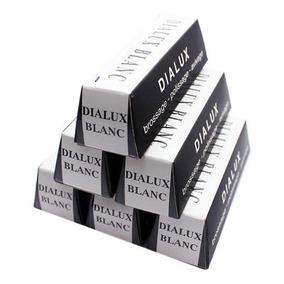 99a2b39c2542 Blanco Dialux Blanc Rouge Pulido Compuesto 6 Barras Oro Pol
