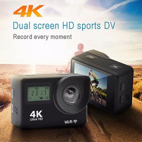 À Prova D'água Wi Fi 4k Hd 1080p Esportes Ação Câme