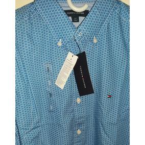 Camisas Tommy Hilfiger Hombre Originales - Camisas de Hombre en ... 66ddd833b96