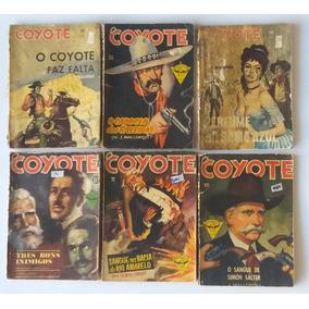 Bolsilivo Coyote Anos 60 Monterrey 05 Livrinhos Frete Grátis