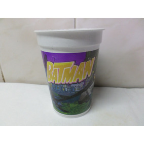 Vaso Batman Original Dc Comics 2005 Plastico