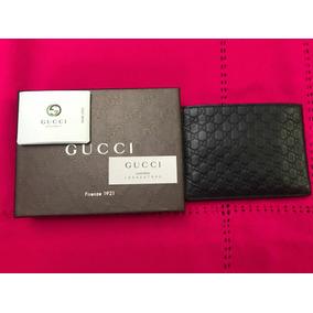 Cartera Gucci Guccissima Interlocking Hombre 6e43fc2af93