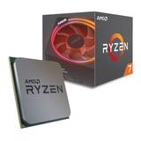 Procesador Amd 2da Generación Ryzen 7 2700x 3.7ghz Rgb