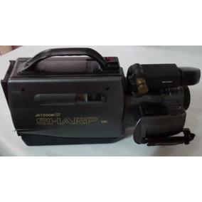 Câmera Filmadora Sharp Modelo 0104 Gezz