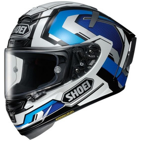 Capacete Shoei X-spirit-iii Brink Tc-2 +viseira Transitions
