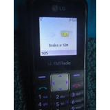 Celular Lg-kp106b Op Tim Funcionando Sem Carregador N902