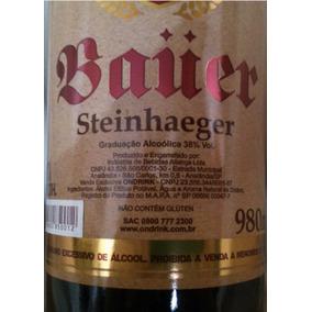 Steinhaeger Bauer Bebida Alcoólica Caipirinha Batida Puro