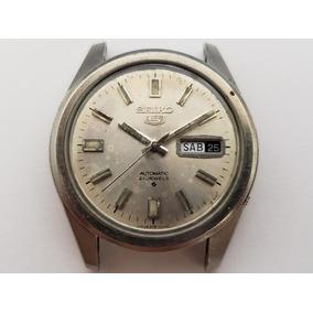 831c16509b2 Peças Para Relogios Seiko 5 6119 - Relógios no Mercado Livre Brasil