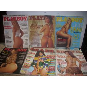 Revista Pleyboy Sao 6 Revista 4 Pleyboy E 2 Brasilsex