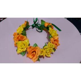 Coroa De Flores - Tiaras Femininas em Paraná no Mercado Livre Brasil b732dc5417e