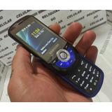 Celular Samsung M2510 Slaide Beat Gt-m2510 Mp3 Player