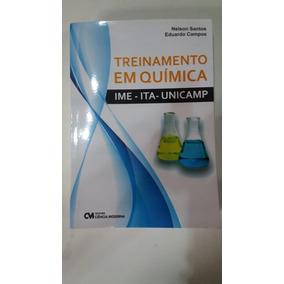 Treinamento Em Química - Ime - Ita - Unicamp - Nelson Santos