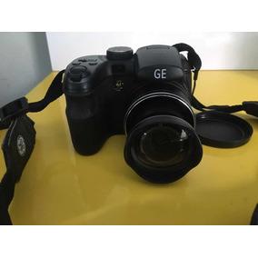 Câmera Semiprofissional Ge