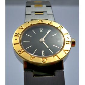 08809eb7dda Relogio Bvlgari Feminino Ouro - Relógios no Mercado Livre Brasil