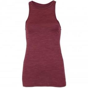 c7c50cc4a8e62 Camiseta Regata Oxer Ice - Feminina - Cor Vinho