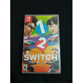 Jogo 1-2-switch Nintendo