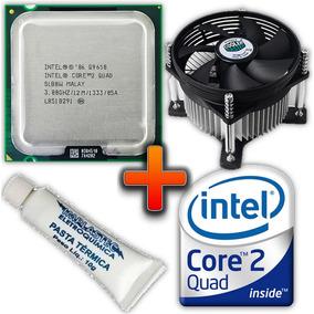 Processador Intel Core 2 Quad Q9650 Lga 775 12mb 1333 Cooler