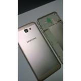 Carcaça Tampa Traseira Galaxy J5 Prime - Sm-g570 - Prata