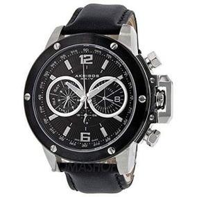 Reloj Akribos Xxiv Ak469ss Usado Caballero