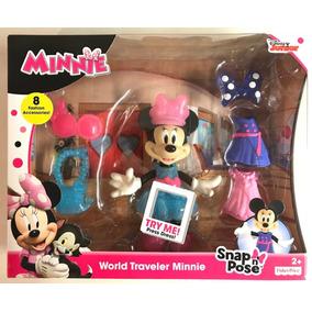 fb8d65a4e Ropa Para Muñeca Disney Minnie Mouse Pyf en Mercado Libre México