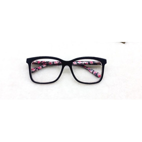 cecbb4c128b76 Armação Óculos De Grau Fem Moderna Promoção A027